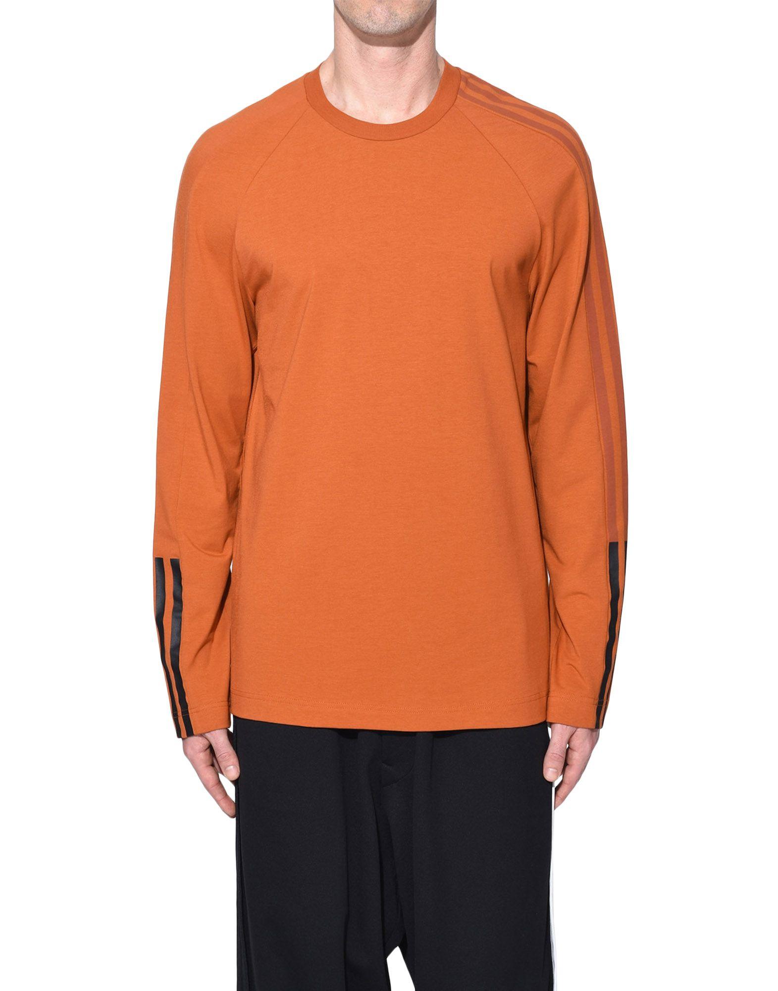 Y-3 Y-3 3-Stripes Tee Long sleeve t-shirt Man r