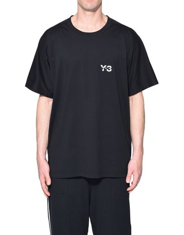 Y-3 Short sleeve t-shirt Man Y-3 Signature Tee r