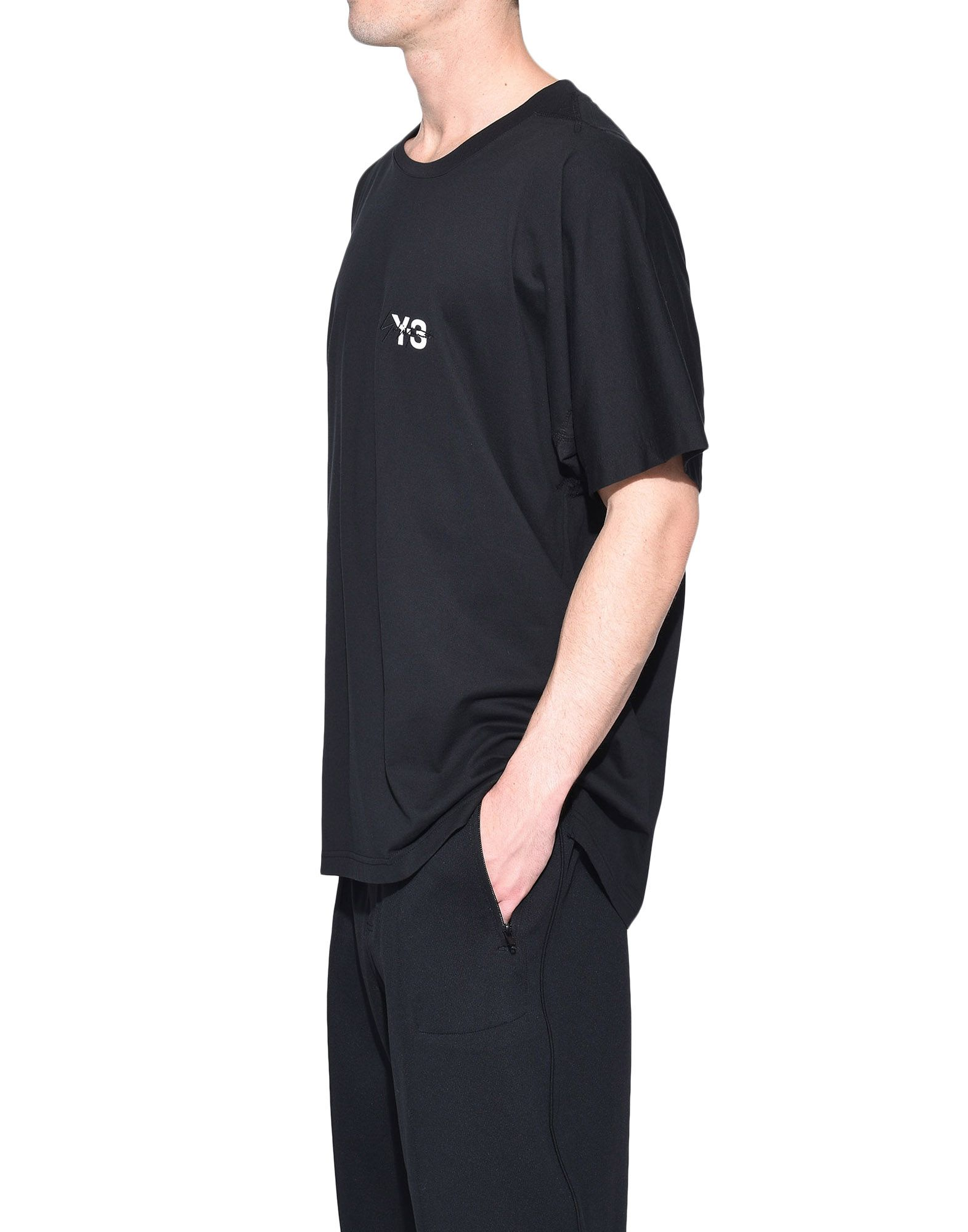 Y-3 Y-3 Signature Tee Short sleeve t-shirt Man d