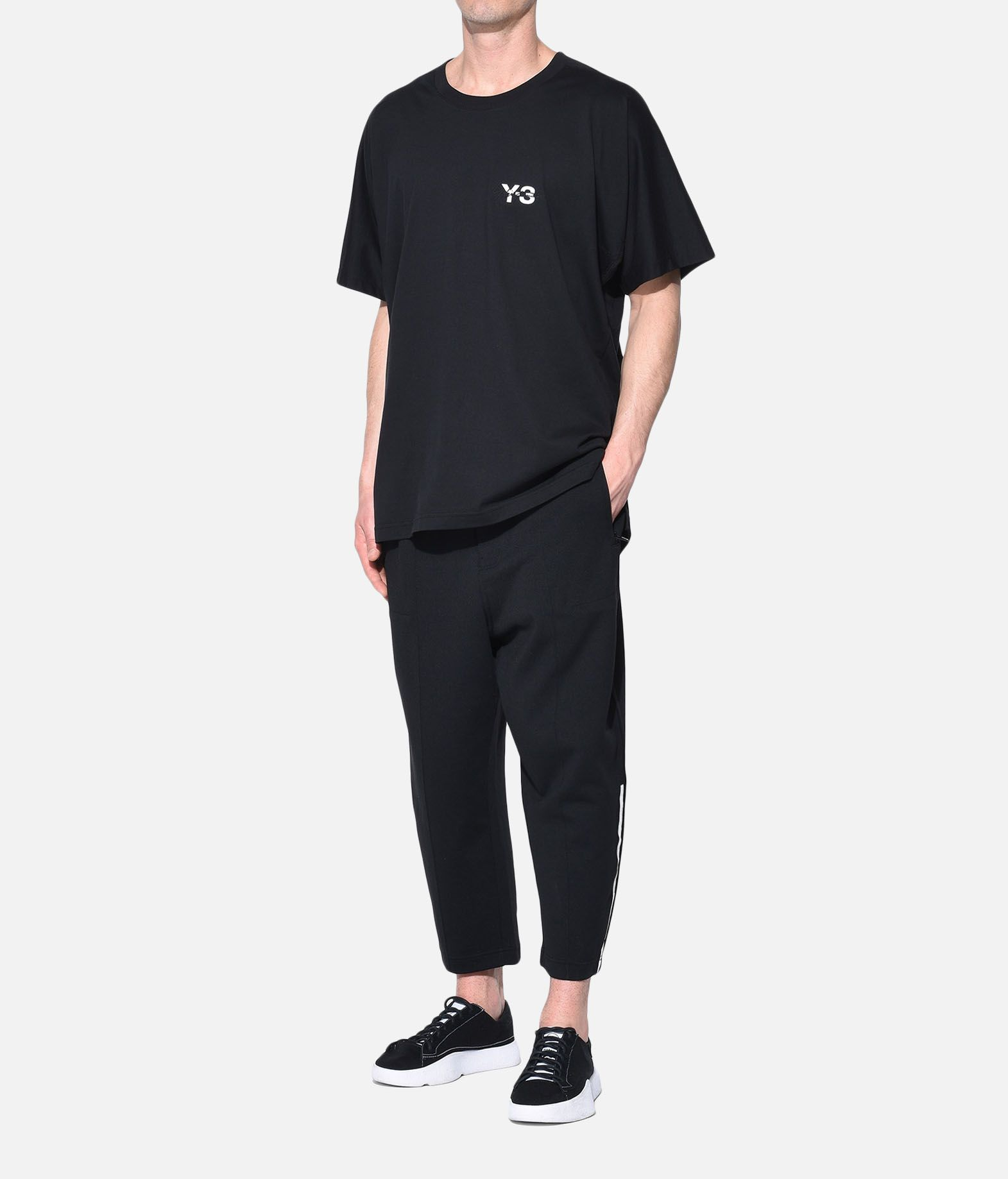 Y-3 Y-3 Signature Tee Short sleeve t-shirt Man a