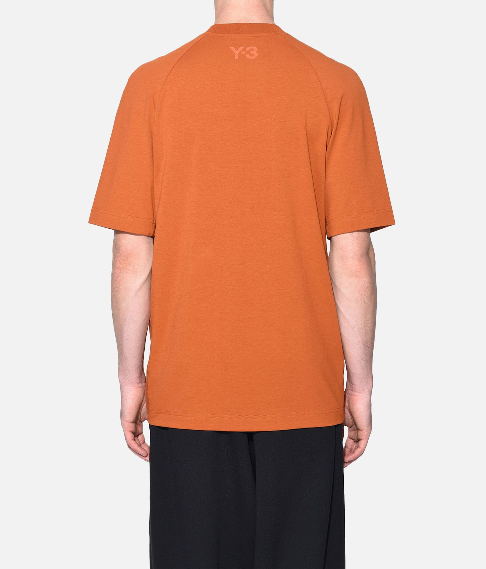 Y-3 Y-3 3-Stripes Tee Kurzärmliges T-shirt Herren d