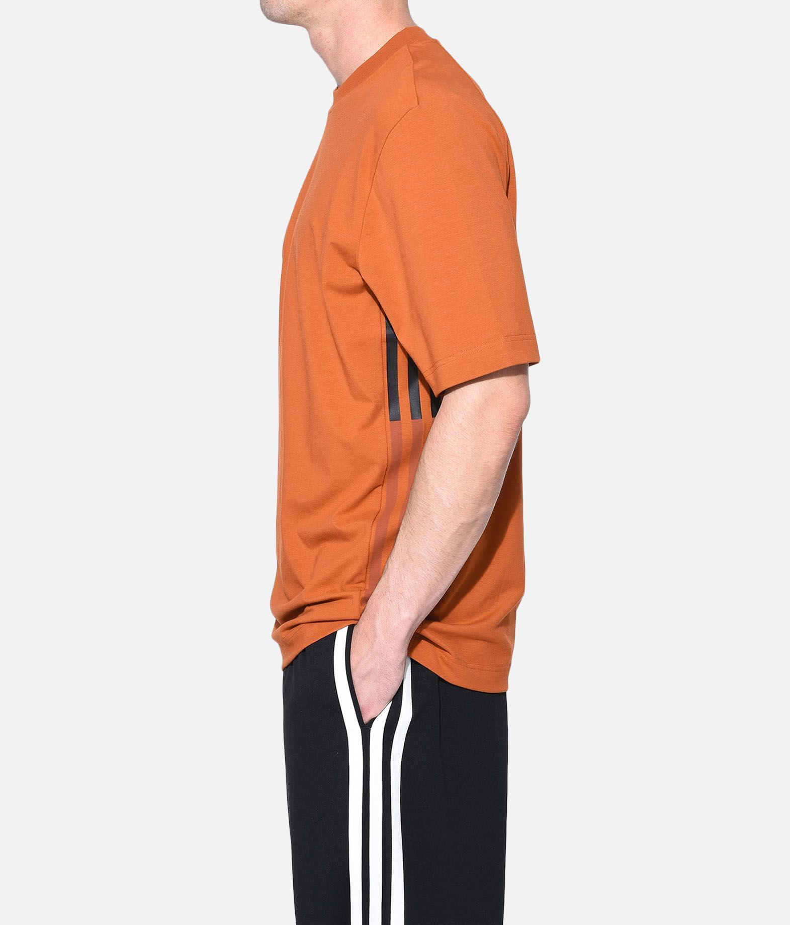Y-3 Y-3 3-Stripes Tee Kurzärmliges T-shirt Herren e