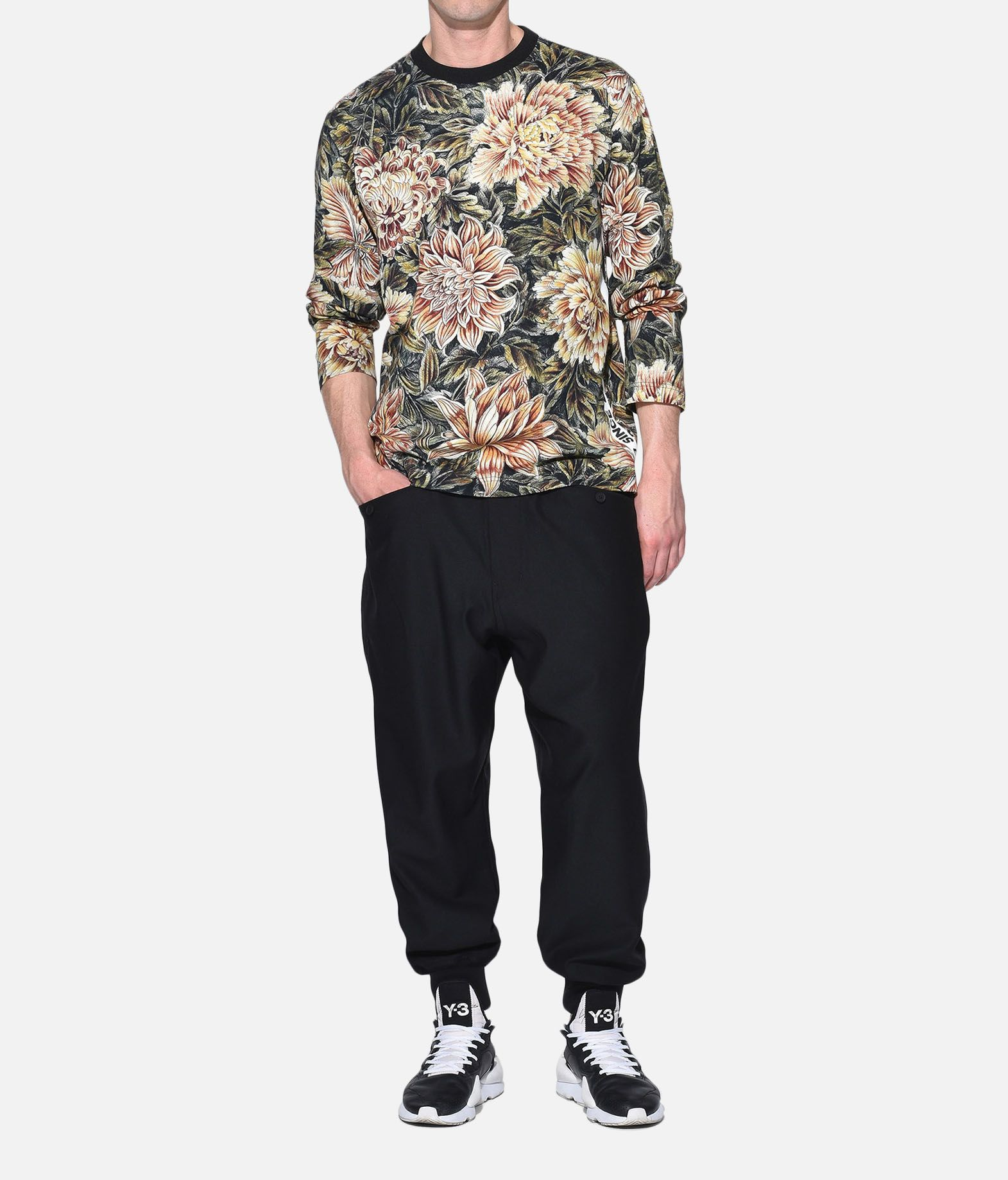 Y-3 Y-3 AOP Tee Long sleeve t-shirt Man a