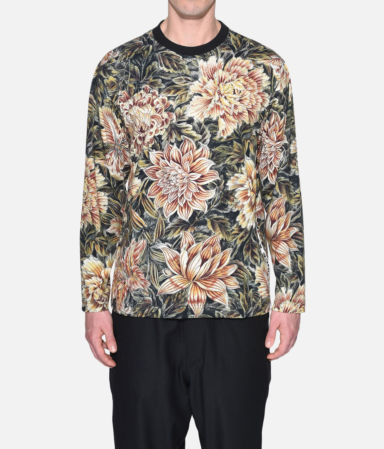 Y-3 Y-3 AOP Tee Long sleeve t-shirt Man r