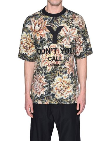 Y-3 T-shirt maniche corte Uomo Y-3 AOP High Neck Tee r