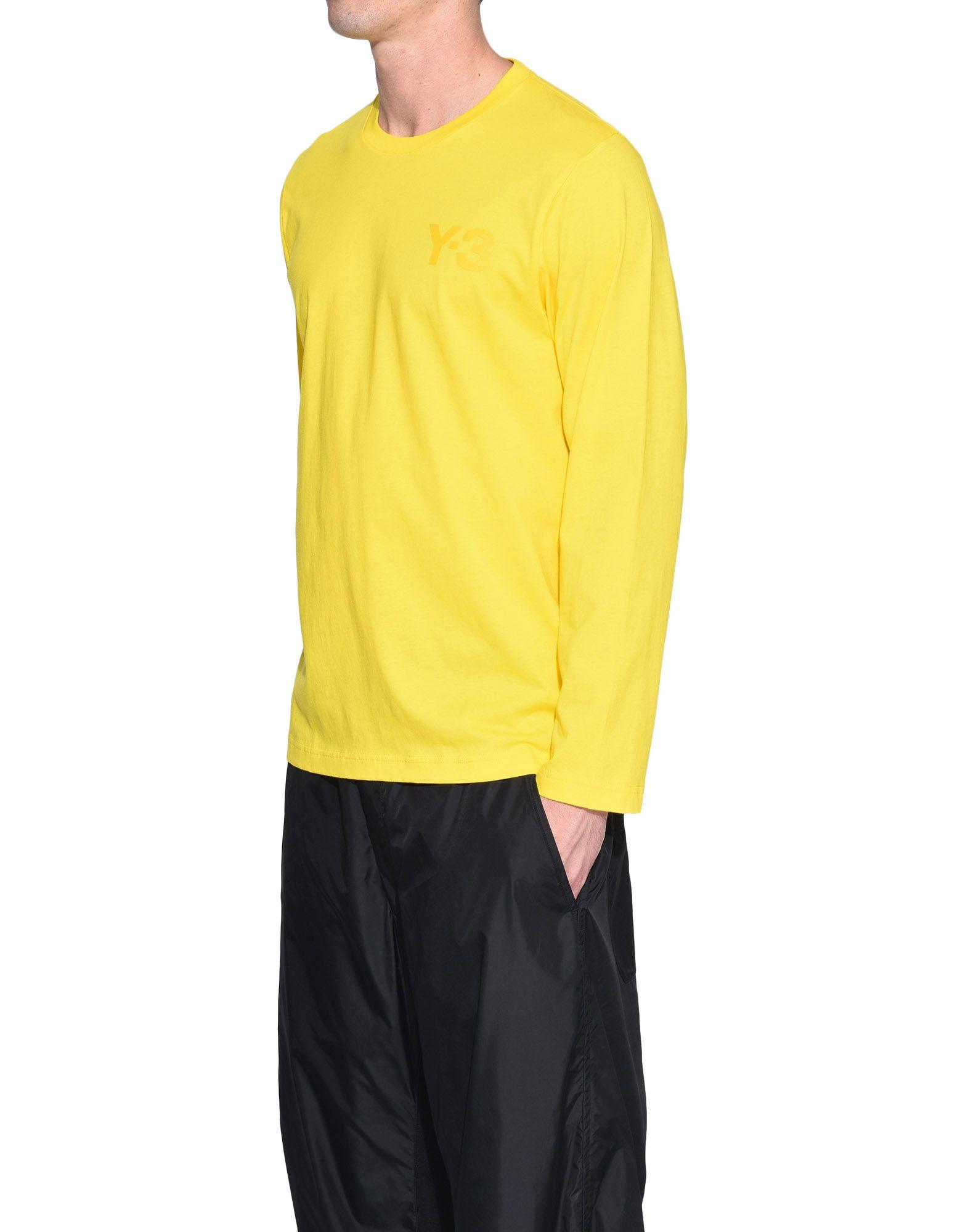 Y-3 Y-3 Classic Tee Long sleeve t-shirt Man e