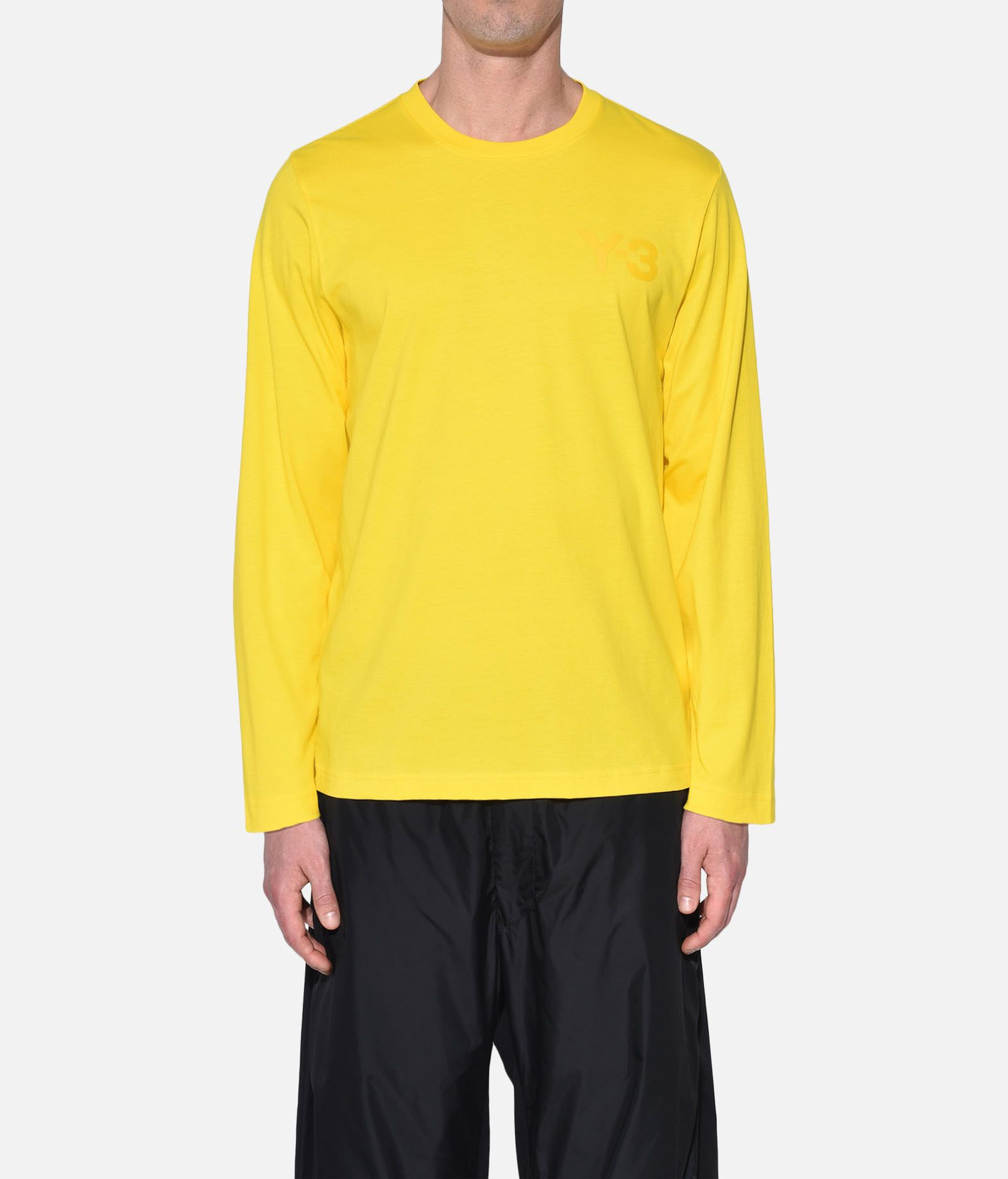 Y-3 Y-3 Classic Tee Long sleeve t-shirt Man r