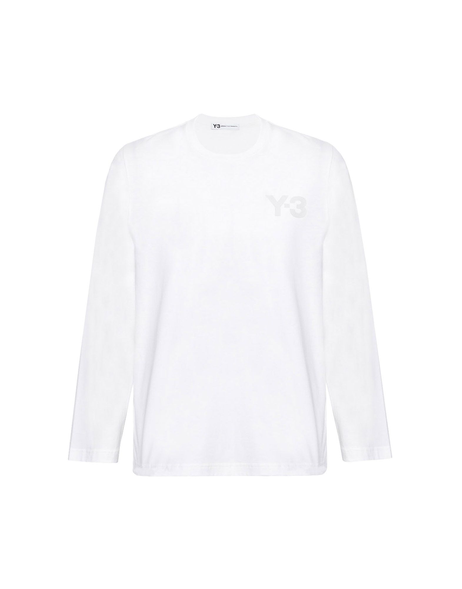 Y-3 Y-3 Classic Tee Long sleeve t-shirt Man f