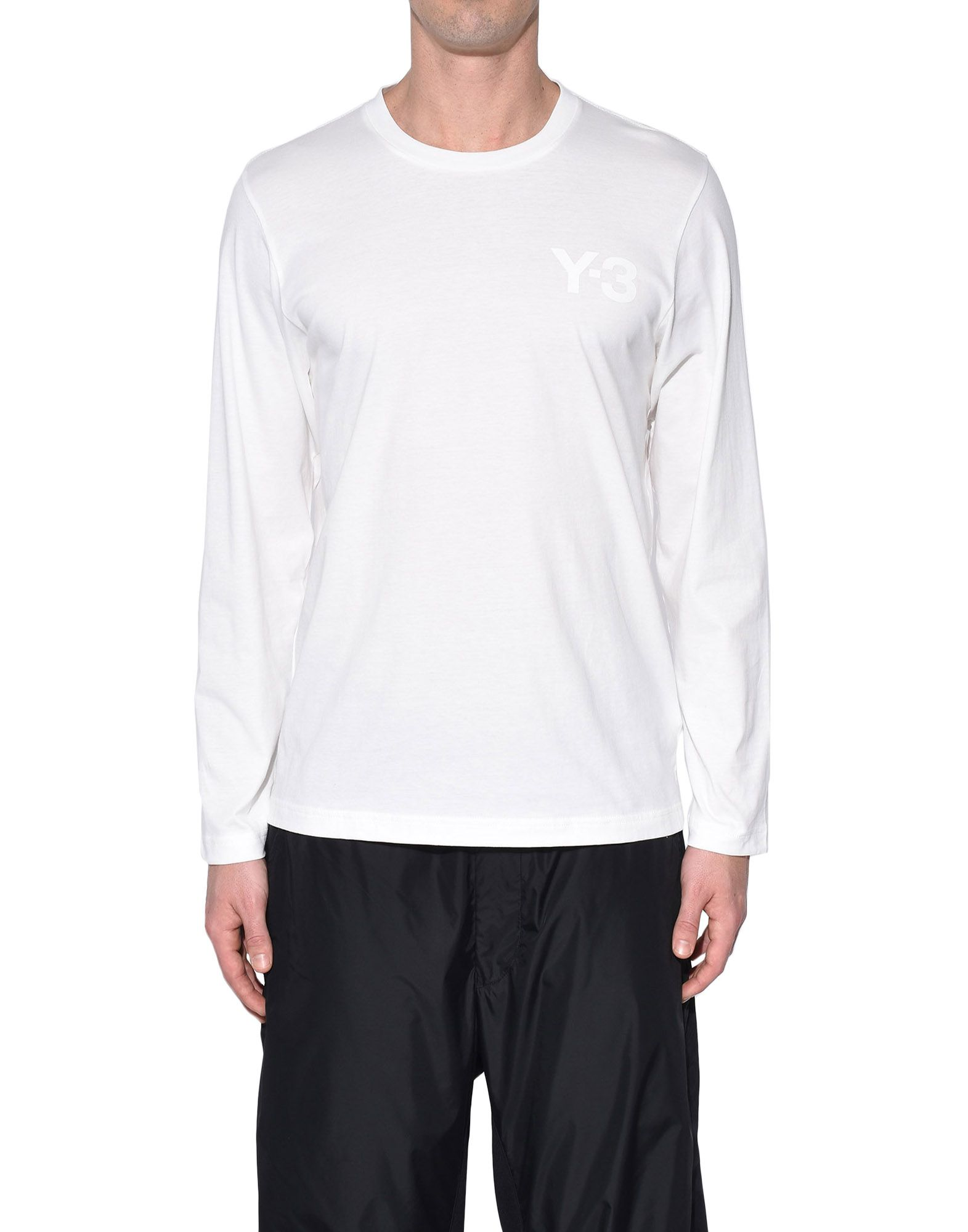 Y-3 Y-3 Classic Tee Long sleeve t-shirt Man r