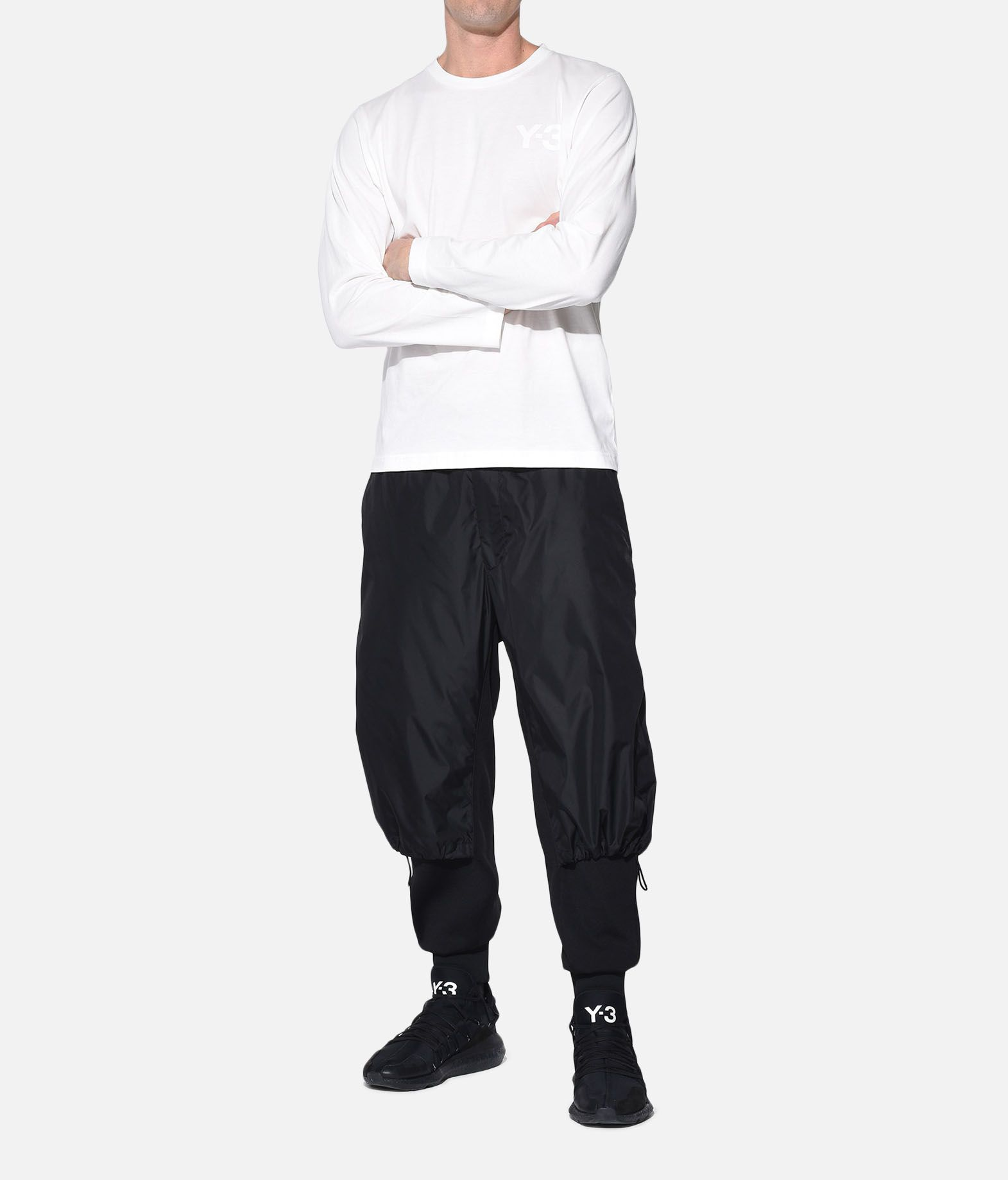 Y-3 Y-3 Classic Tee Long sleeve t-shirt Man a