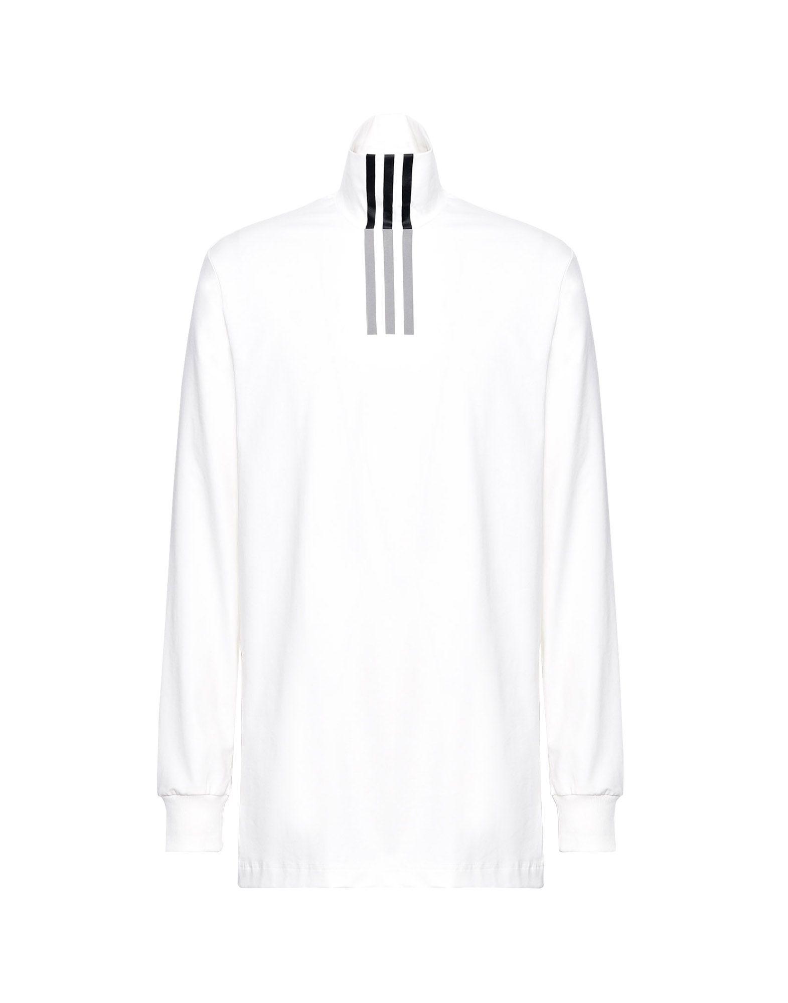 Y-3 Y-3 3-Stripes High Neck Tee Long sleeve t-shirt Man f