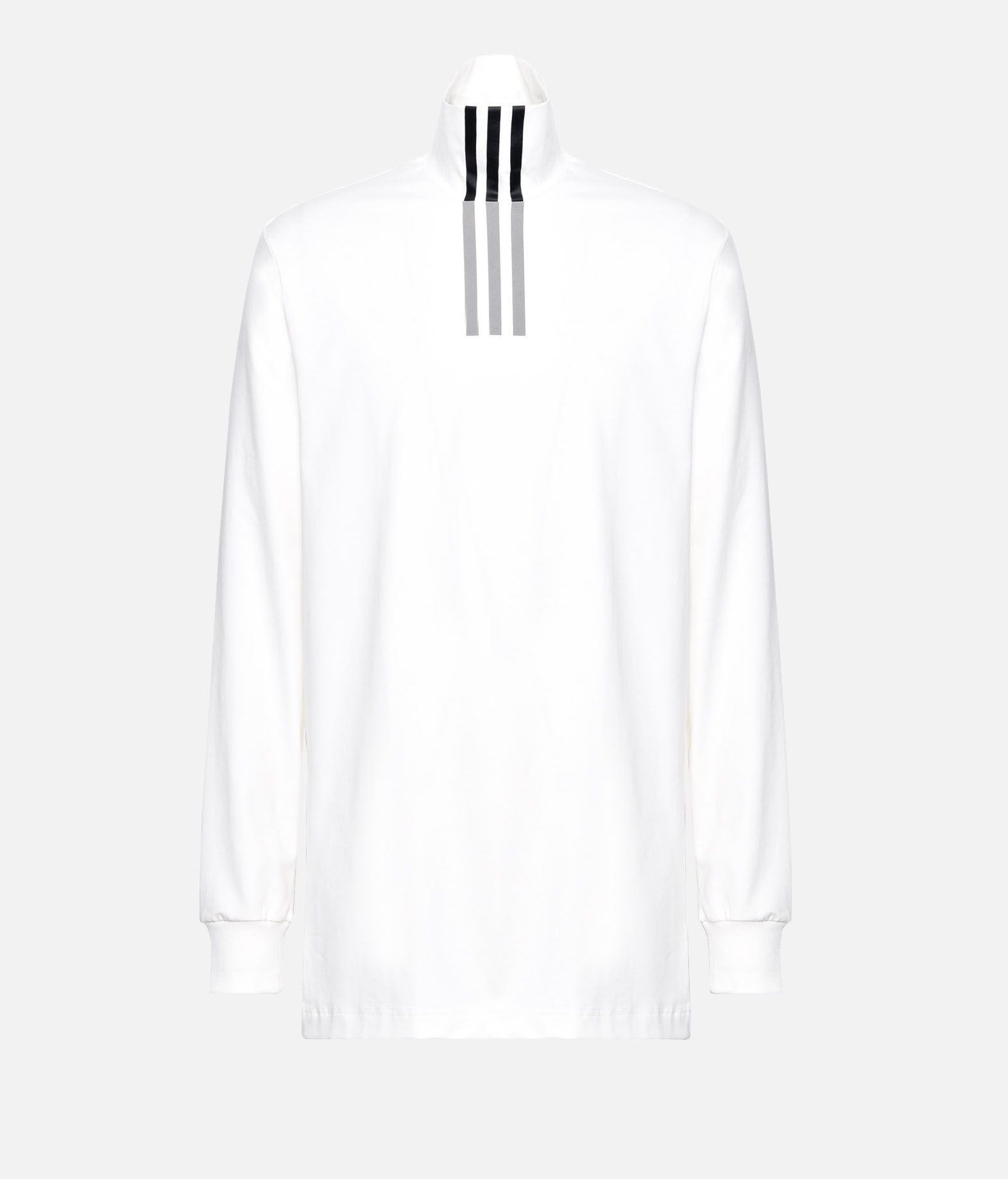 cb4913f1c5260 ... Y-3 Y-3 3-Stripes High Neck Tee Long sleeve t- ...