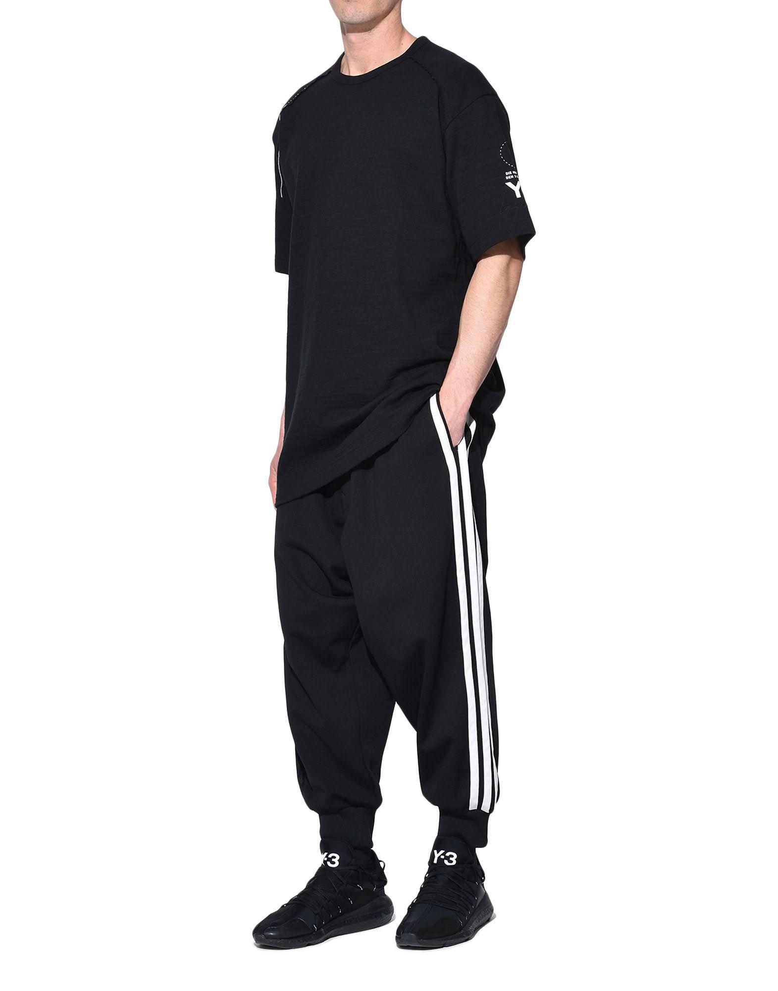 Y-3 Y-3 Sashiko Tee Short sleeve t-shirt Man a