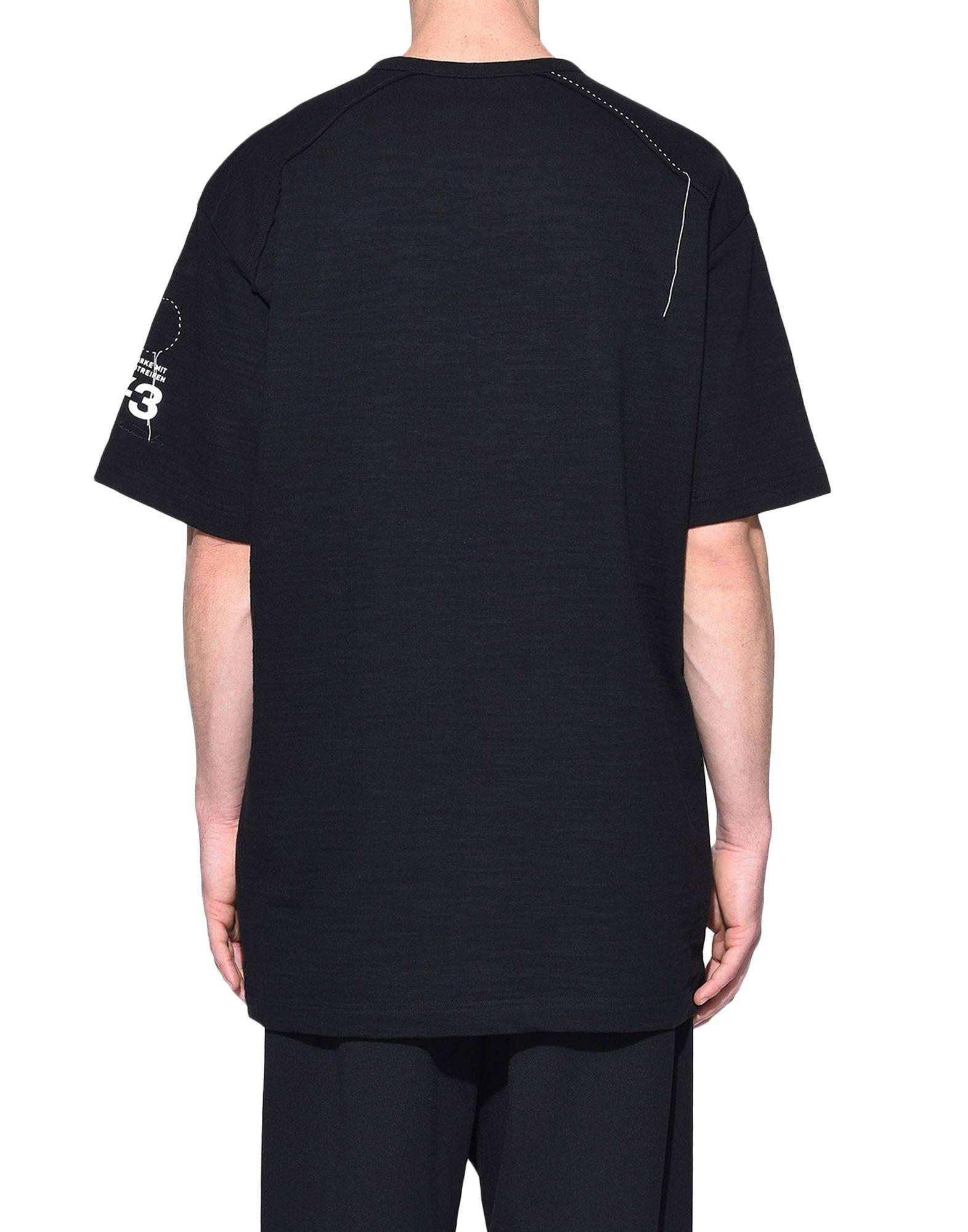 Y-3 Y-3 Sashiko Tee Short sleeve t-shirt Man d