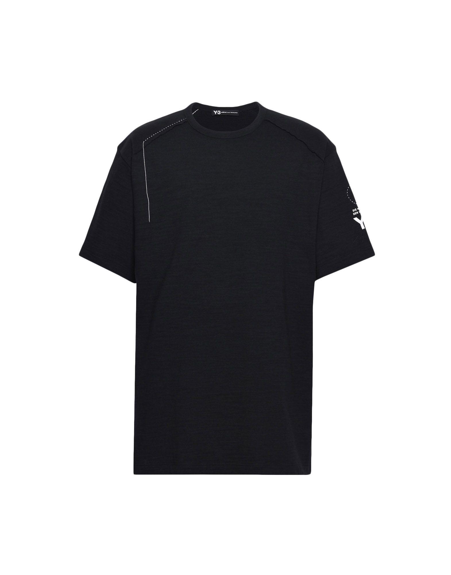 Y-3 Y-3 Sashiko Tee Short sleeve t-shirt Man f