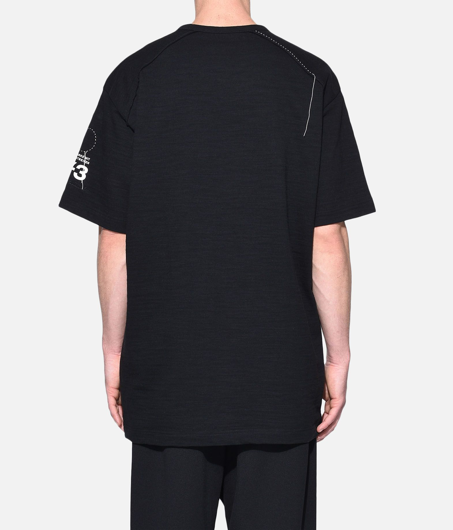 Y-3 Y-3 Sashiko Tee Short sleeve t-shirt Man d