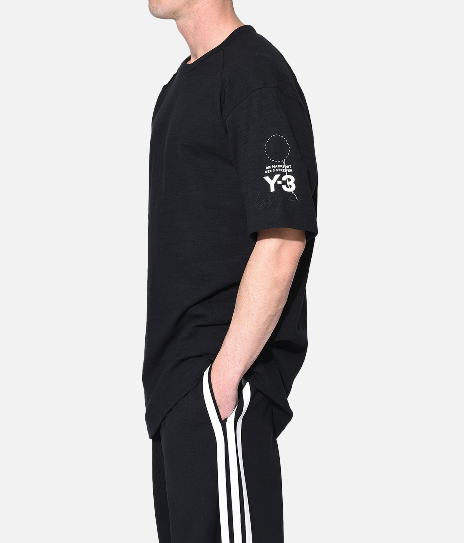 Y-3 Y-3 Sashiko Tee Short sleeve t-shirt Man e