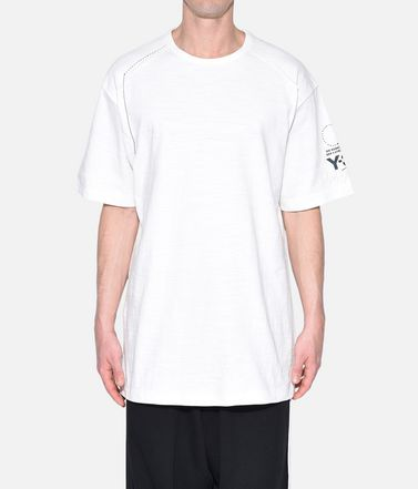 Y-3 Short sleeve t-shirt Man Y-3 Sashiko Tee r