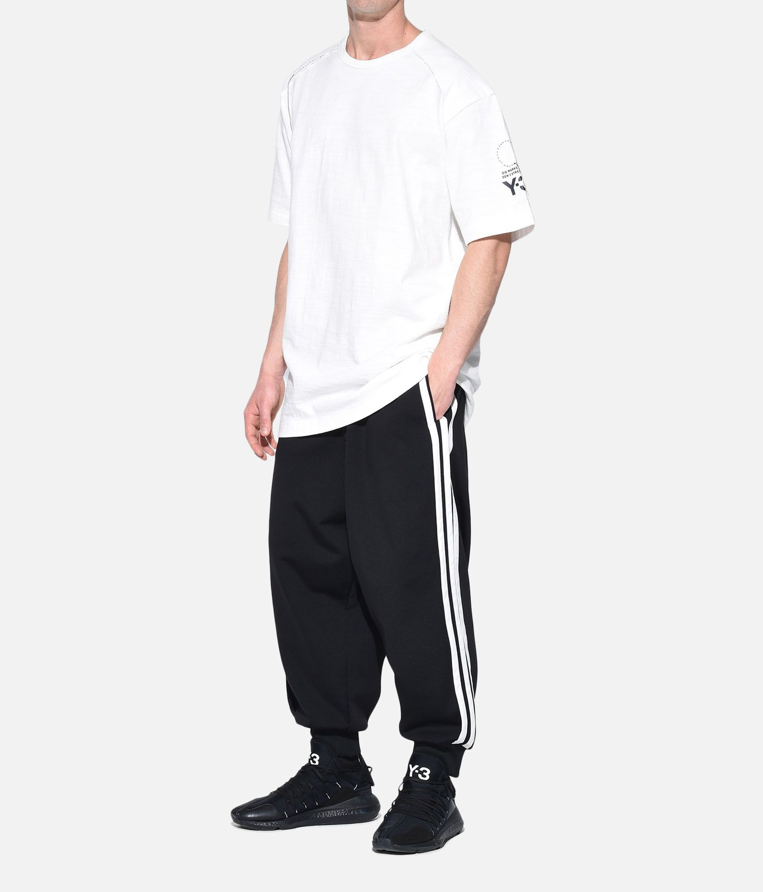 Y-3 Y-3 Sashiko Tee Short sleeve t-shirt Man a