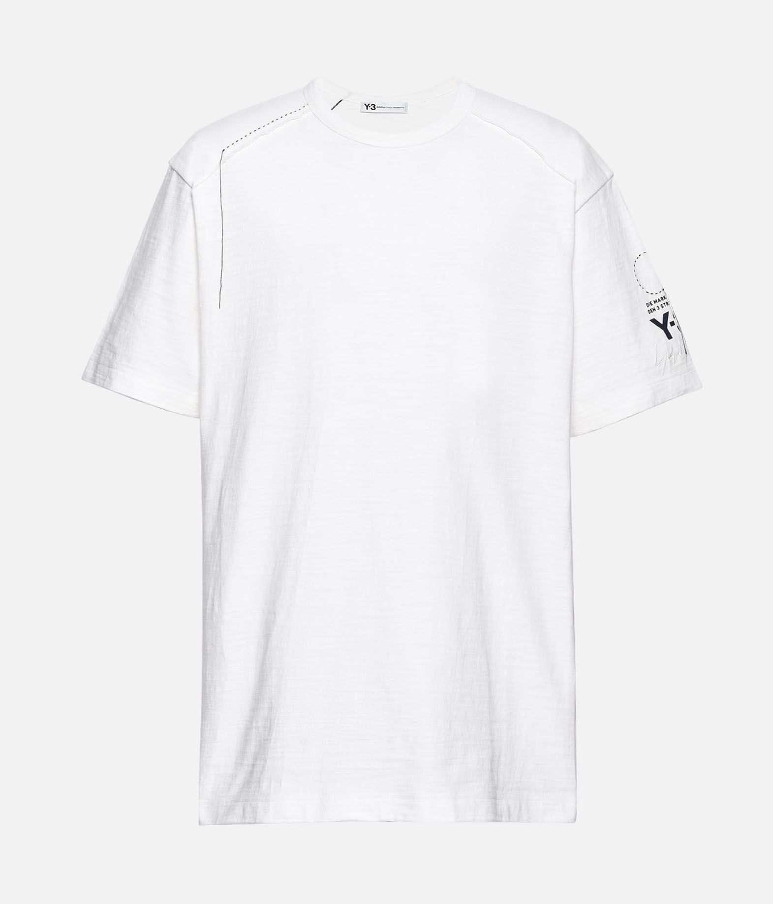 Y-3 Y-3 Sashiko Tee Short sleeve t-shirt Man f
