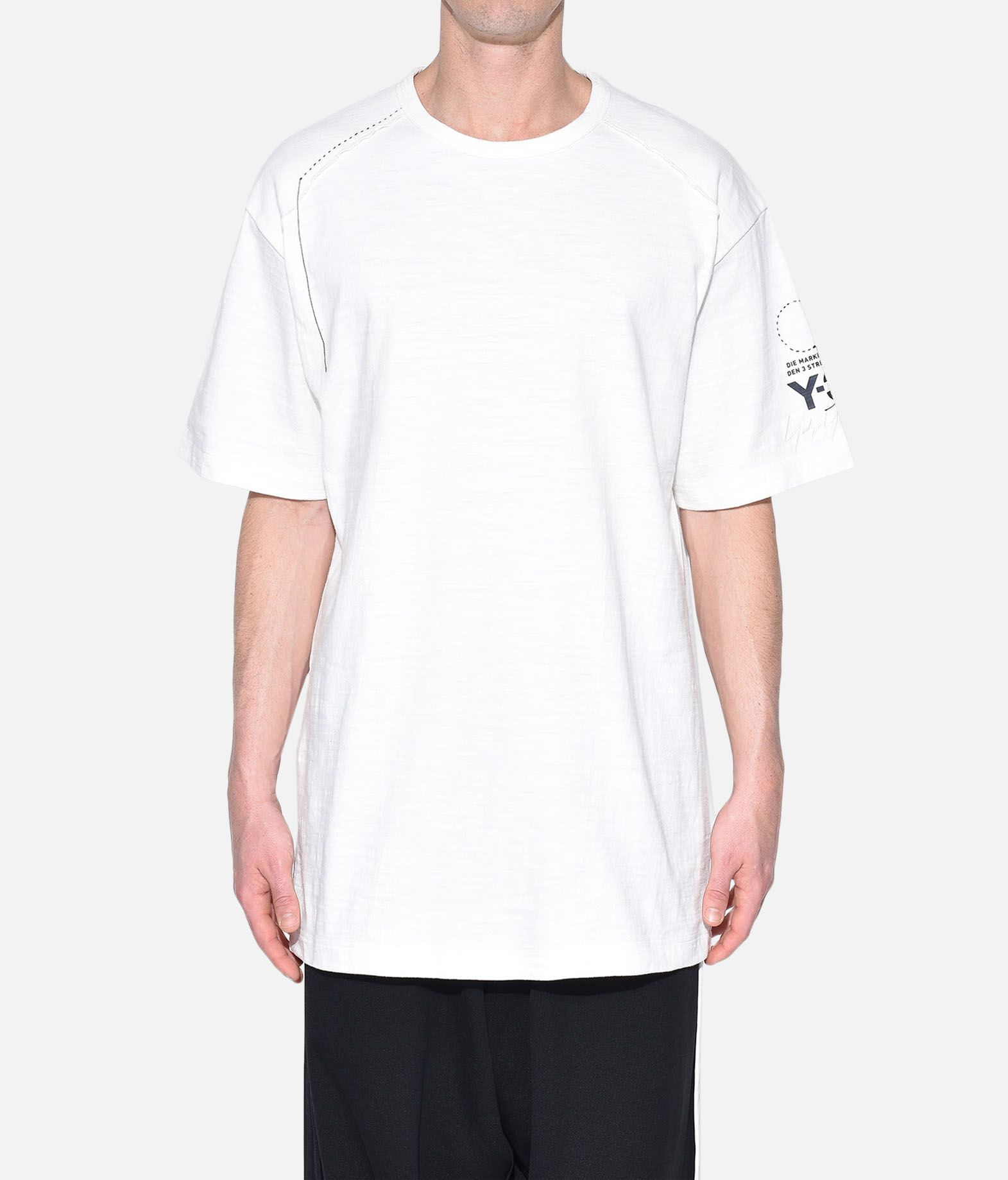 Y-3 Y-3 Sashiko Tee Short sleeve t-shirt Man r