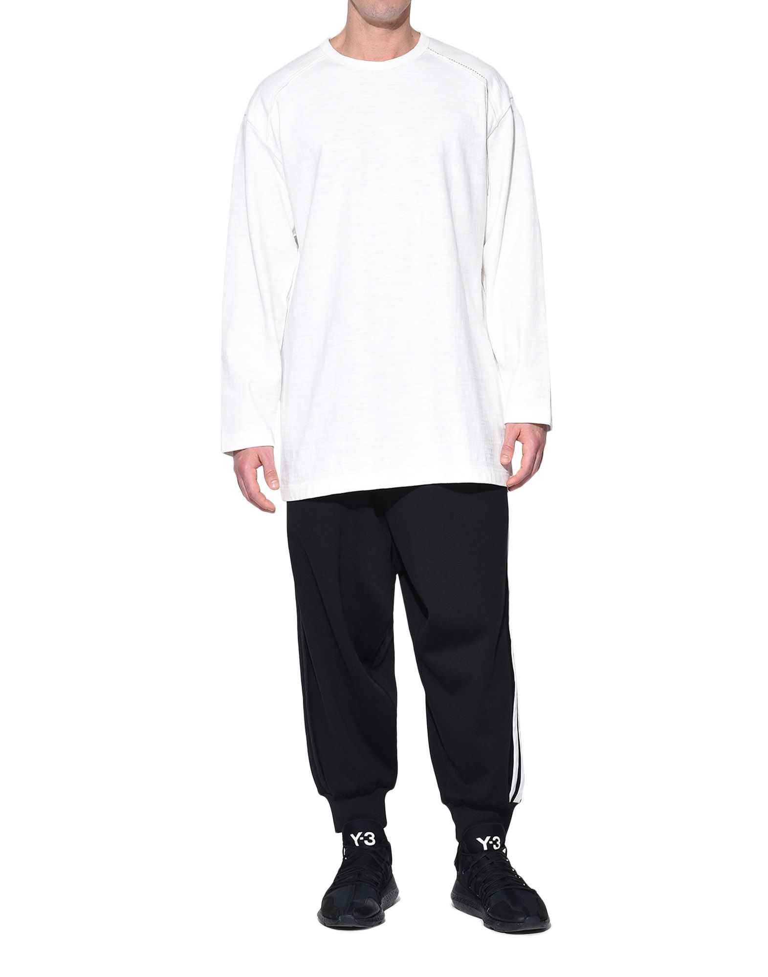 Y-3 Y-3 Sashiko Tee Long sleeve t-shirt Man a