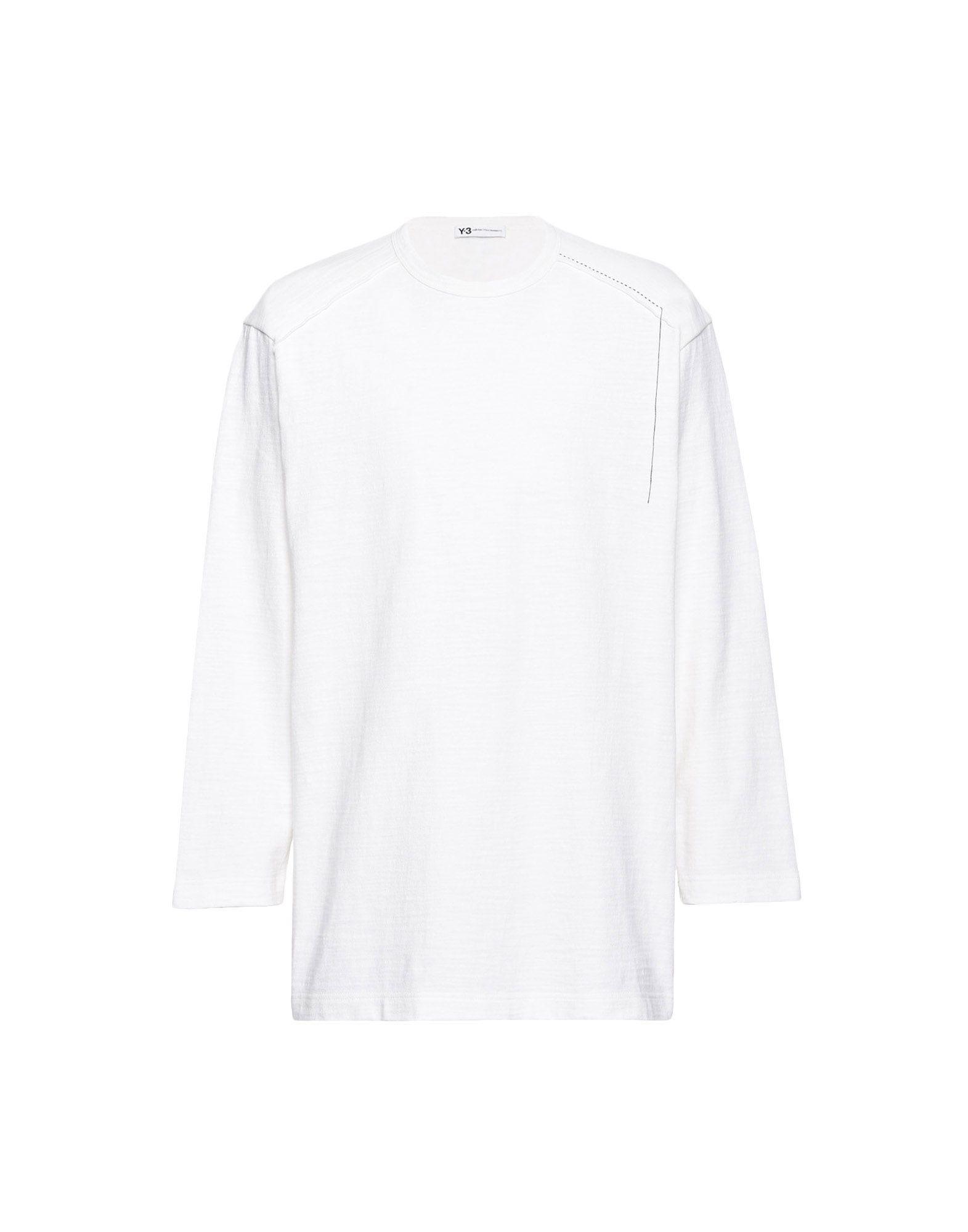 Y-3 Y-3 Sashiko Tee Long sleeve t-shirt Man f