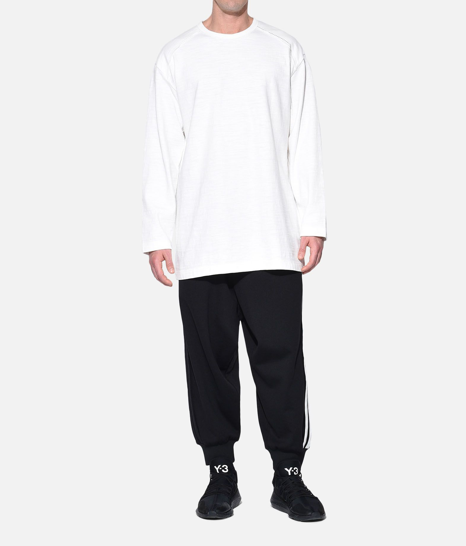 Y-3 Y-3 Sashiko Tee Long sleeve t-shirt Man a