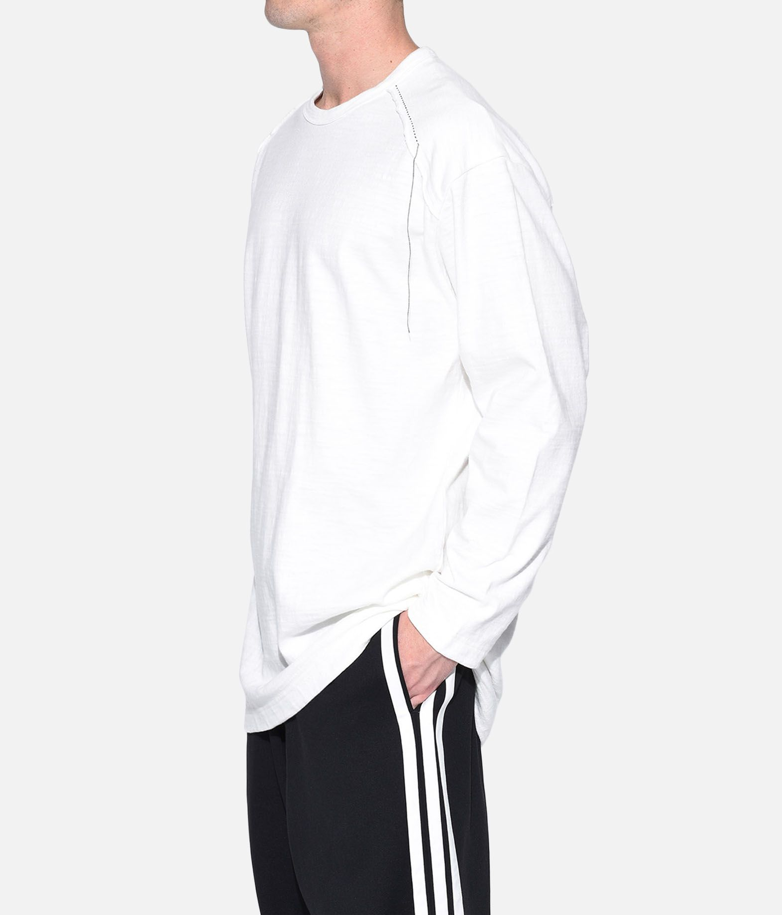 Y-3 Y-3 Sashiko Tee Long sleeve t-shirt Man d