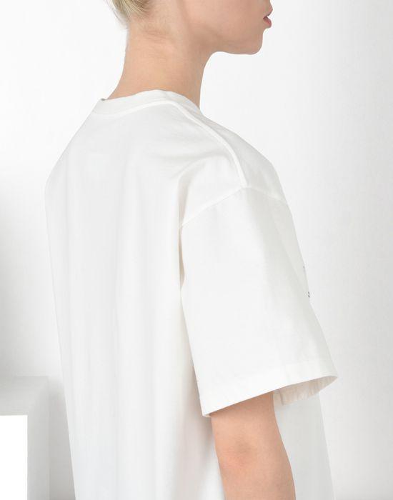 MM6 MAISON MARGIELA Basic cotton T-shirt Short sleeve t-shirt [*** pickupInStoreShipping_info ***] a