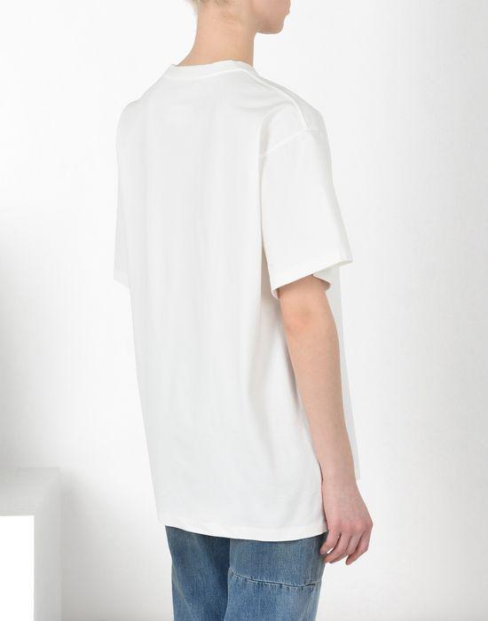 MM6 MAISON MARGIELA Basic cotton T-shirt Short sleeve t-shirt [*** pickupInStoreShipping_info ***] d