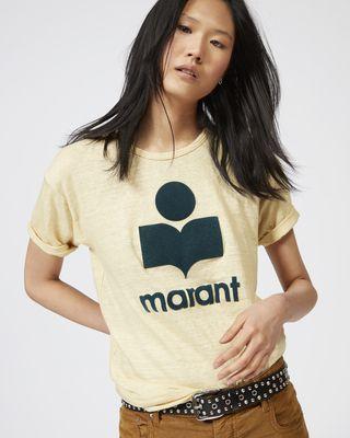 ISABEL MARANT ÉTOILE T-SHIRT Woman KOLDI Tee-shirt r