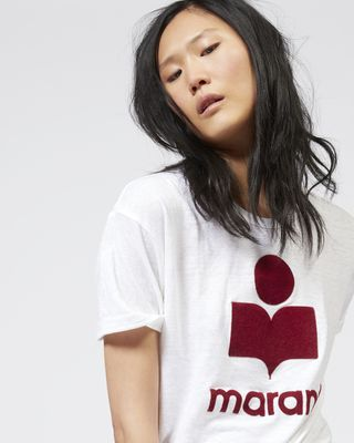 ISABEL MARANT ÉTOILE T-SHIRT Woman KOLDI T-shirt  r