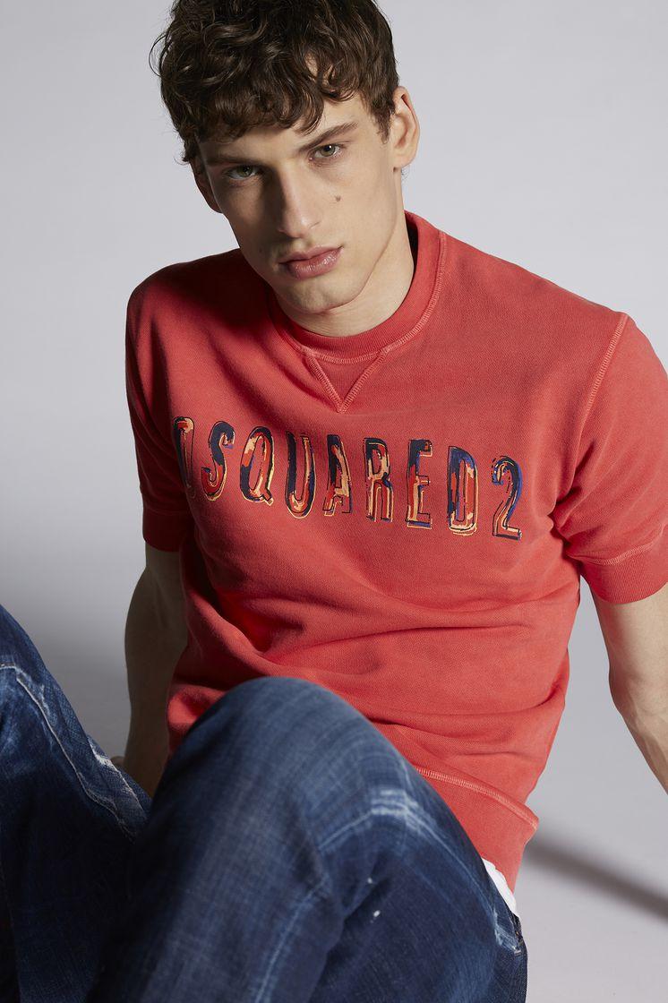 DSQUARED2 Dsquared2 T-shirt Sweatshirt Man