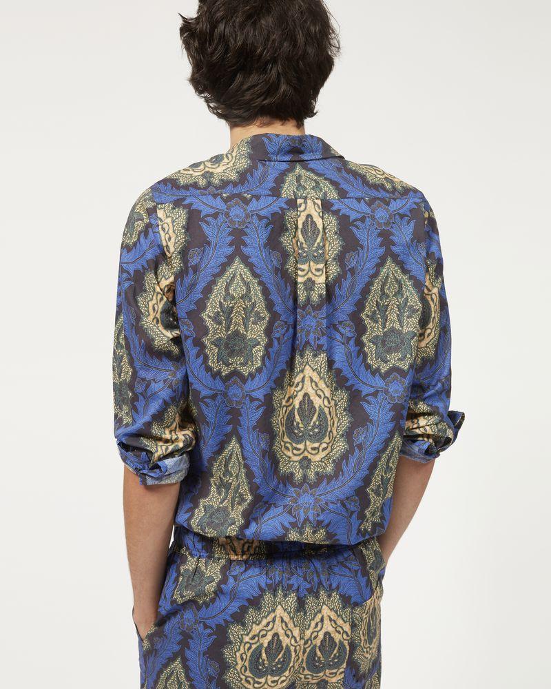 ILAKO printed shirt  ISABEL MARANT