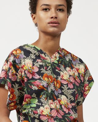 ISABEL MARANT T-SHIRT Woman RAMSES floral T-shirt r
