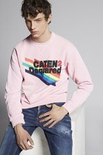 DSQUARED2 Caten Dsquared2 Sweatshirt Sweatshirt Man