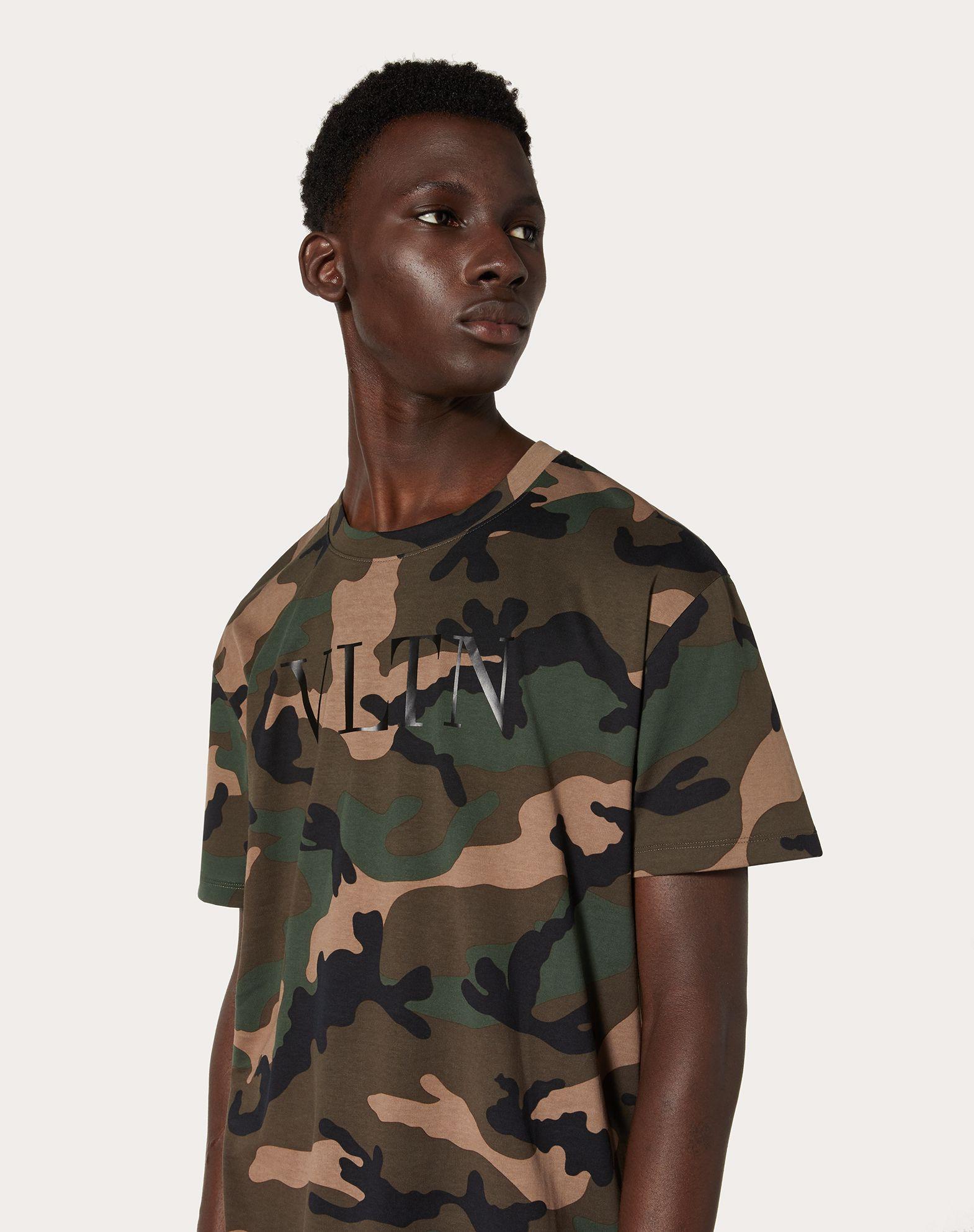 VALENTINO UOMO VLTN T-shirt T-shirt U a