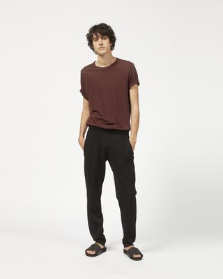 KARMAN linen T-shirt