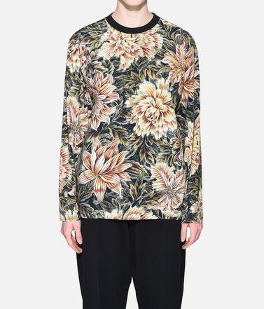 Y-3 Long sleeve t-shirt Woman Y-3 AOP Tee r