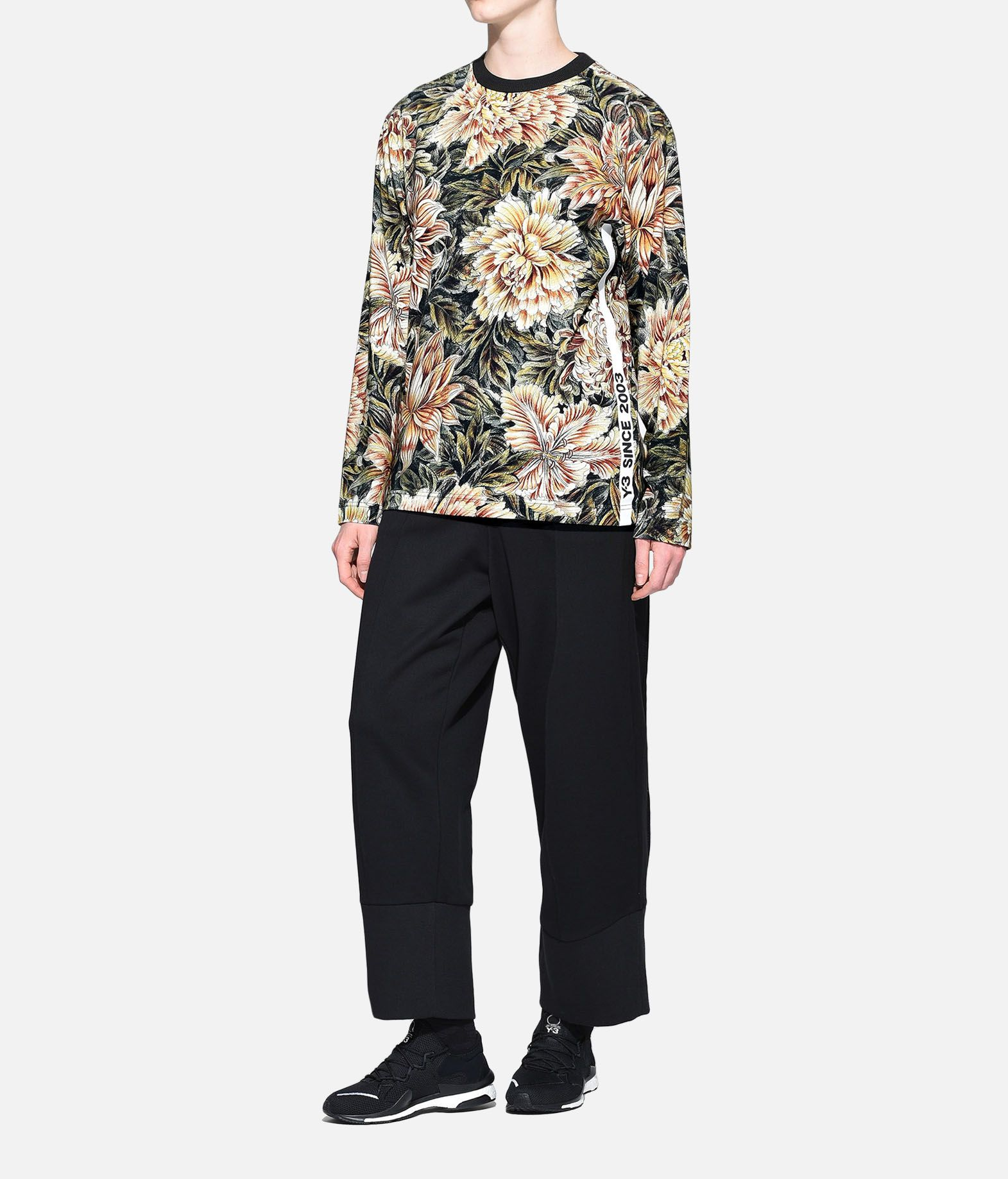 Y-3 Y-3 AOP Tee Long sleeve t-shirt Woman a