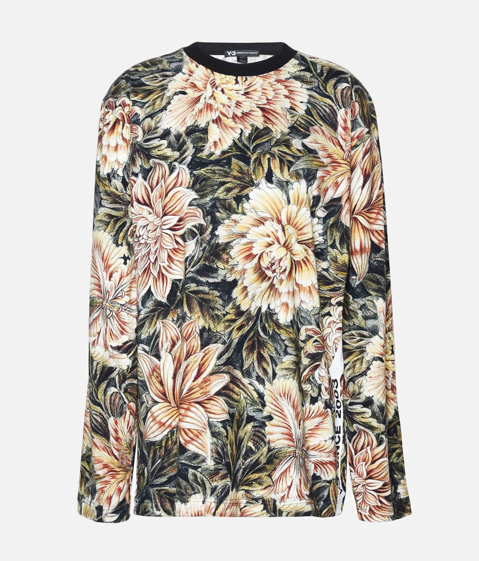 Y-3 Y-3 AOP Tee Long sleeve t-shirt Woman f