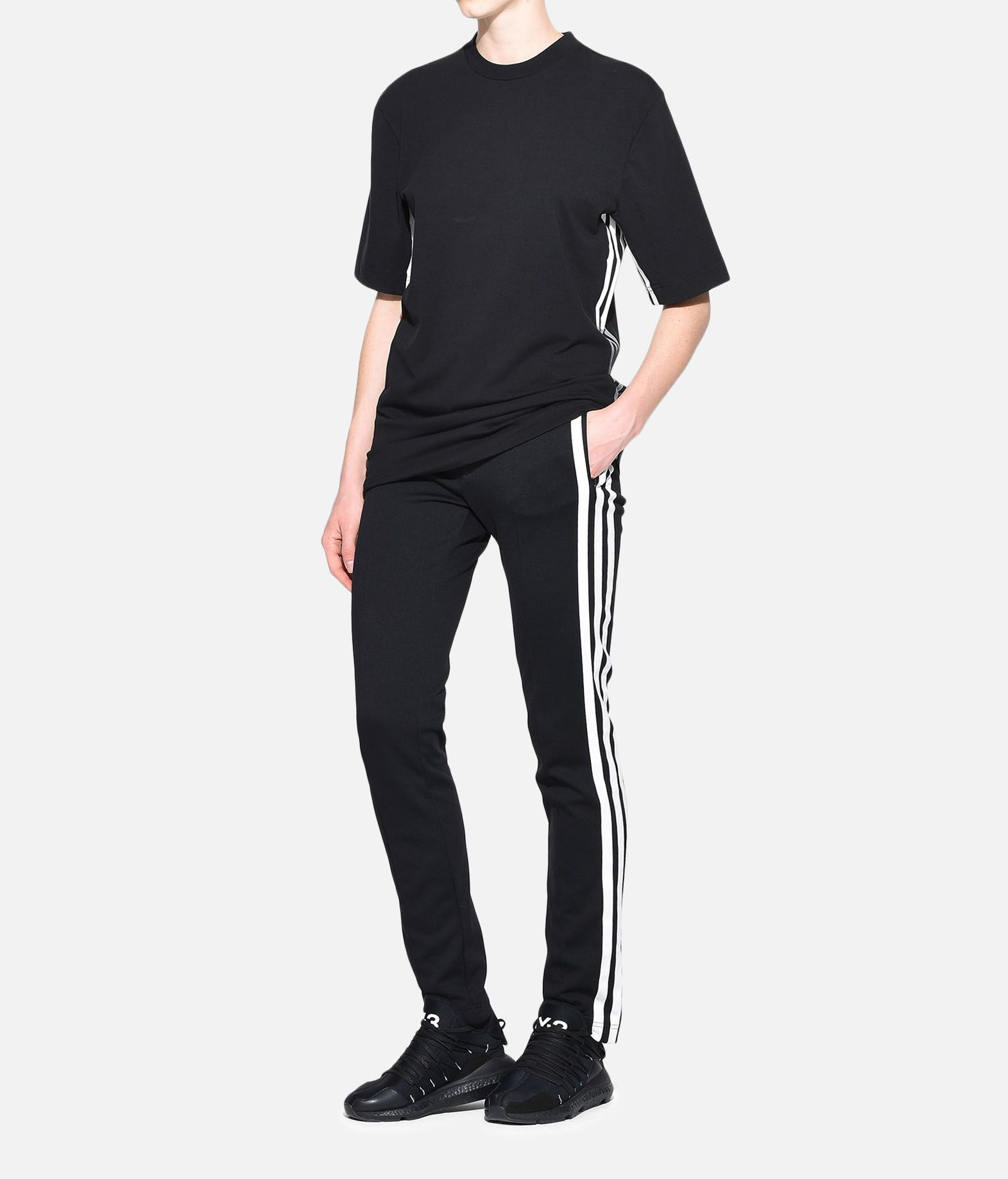 Y-3 Y-3 3-Stripes Tee Short sleeve t-shirt Woman a