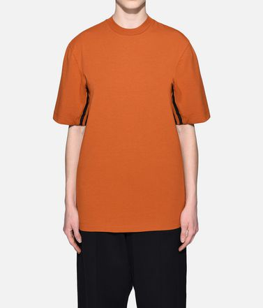 Y-3 Short sleeve t-shirt Woman Y-3 3-Stripes Tee r