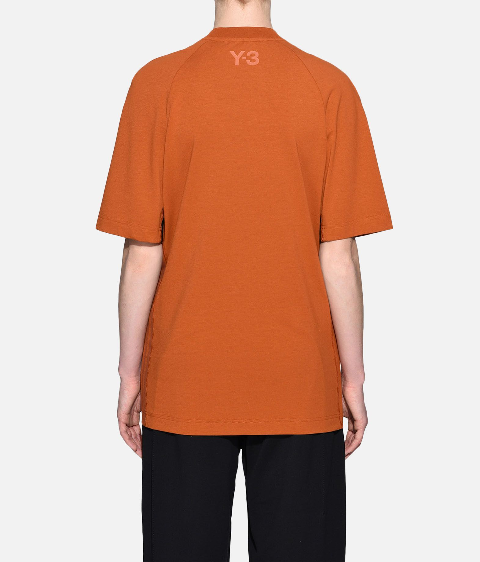 Y-3 Y-3 3-Stripes Tee Short sleeve t-shirt Woman d