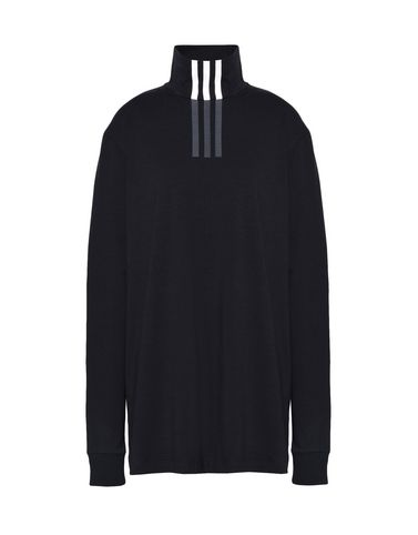 Y-3 3-Stripes High Neck Tee TEES & POLOS woman Y-3 adidas