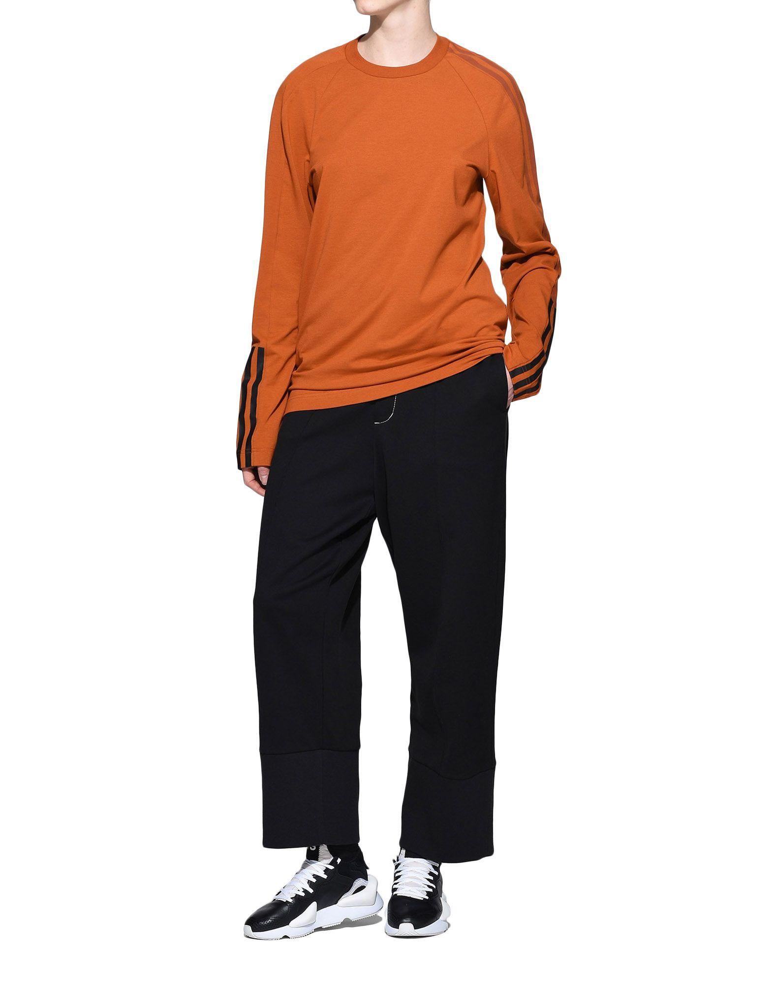 Y-3 Y-3 3-Stripes Tee Long sleeve t-shirt Woman a