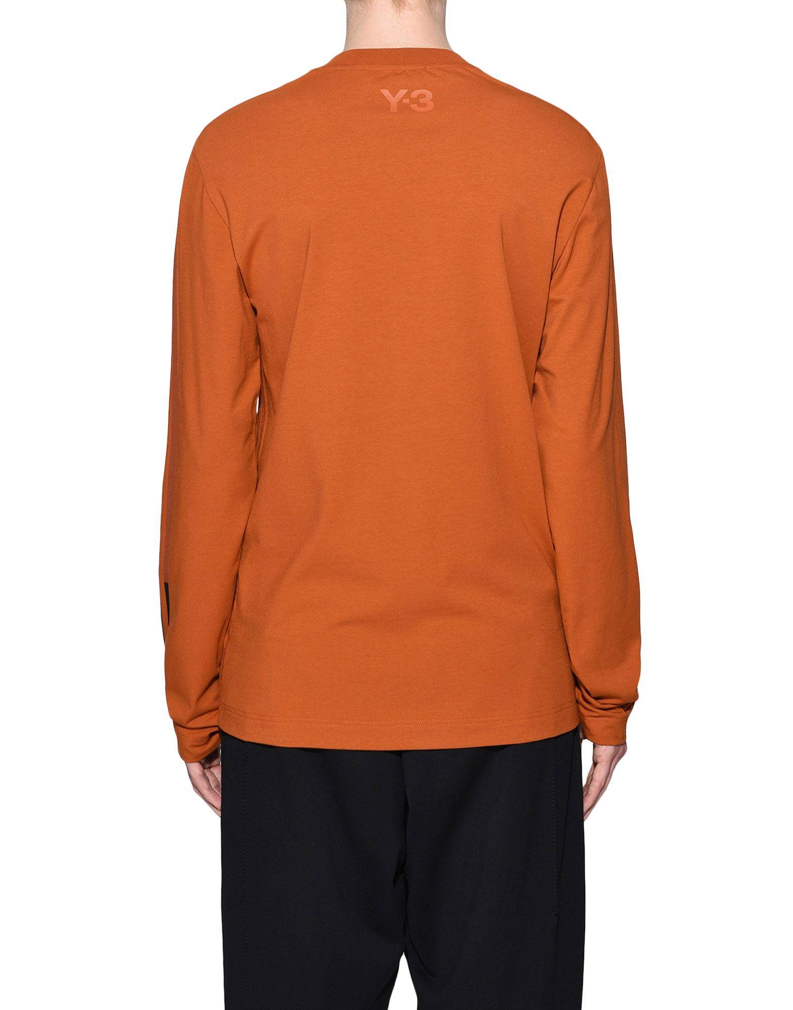 Y-3 Y-3 3-Stripes Tee Long sleeve t-shirt Woman d