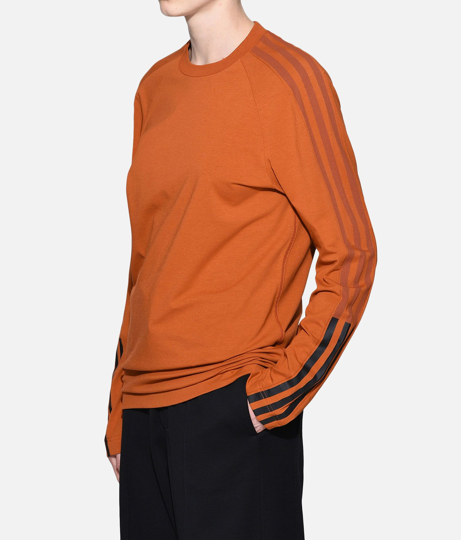 Y-3 Y-3 3-Stripes Tee Long sleeve t-shirt Woman e