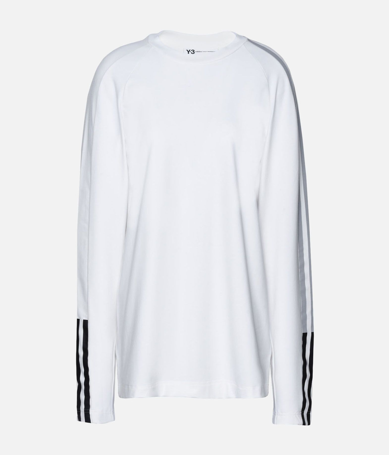 Y-3 Y-3 3-Stripes Tee Long sleeve t-shirt Woman f